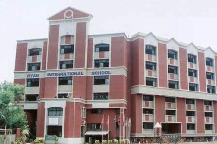 Ryan International School-Building