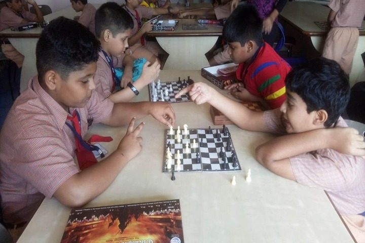 Ryan International School-Chess