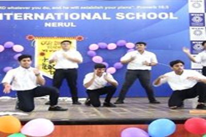Ryan International School-Dance