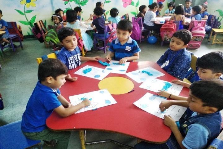 Ryan International School-Drawing