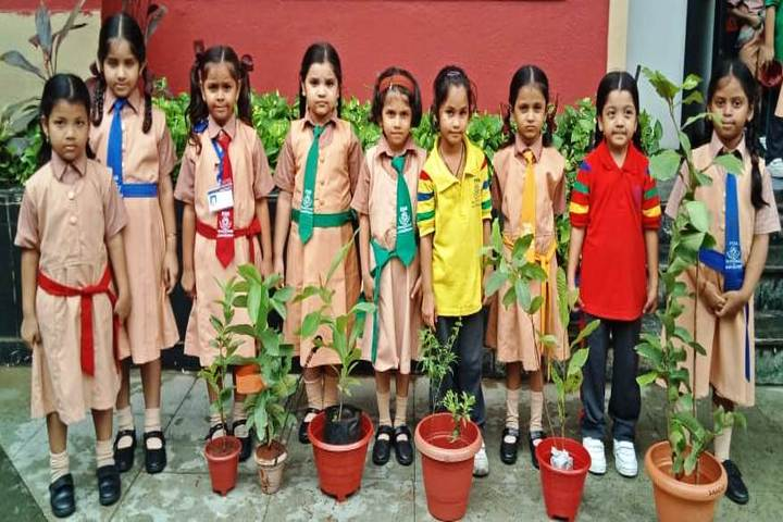 Ryan International School-Tree Plant