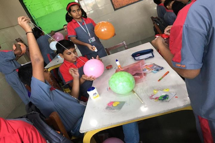 Omkar International School-Art And Craft