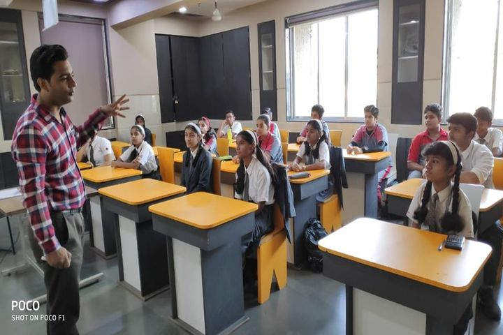 Omkar International School-Classroom