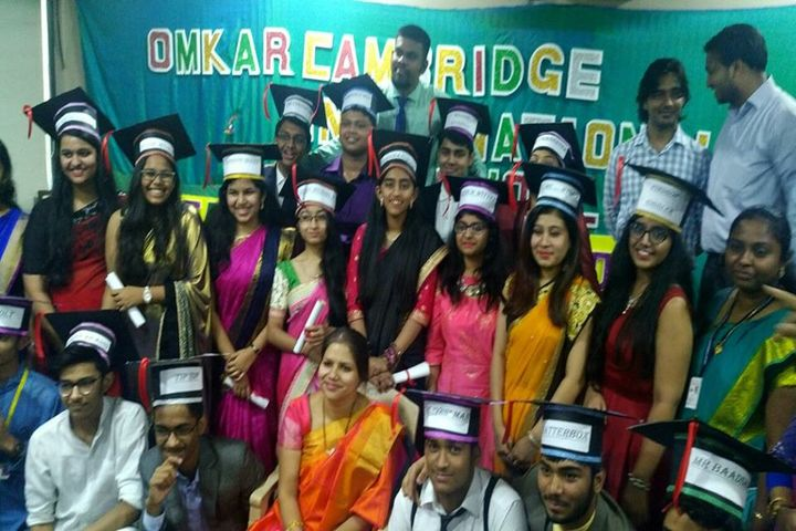 Omkar International School-Graduation Day