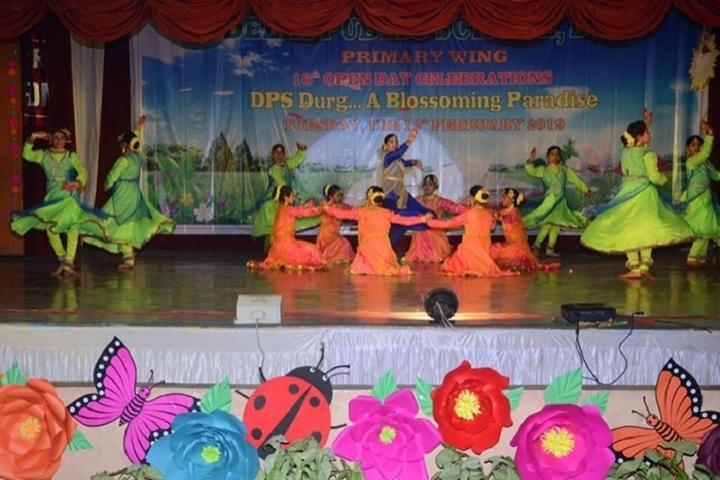 Delhi Public School-Opening Day Celebration