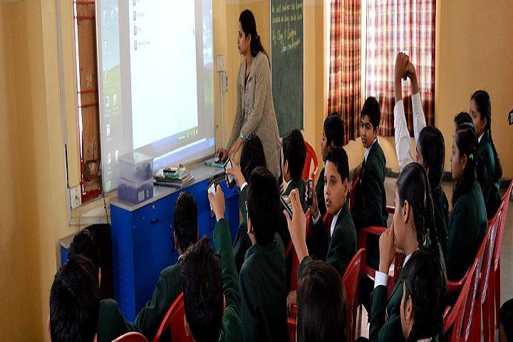 Delhi Public School-Smart Class