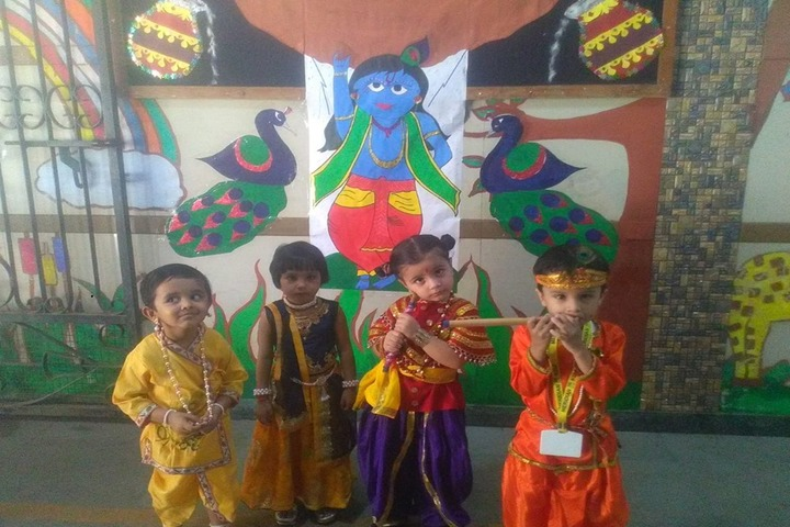Meridian School-Festival Celebrations