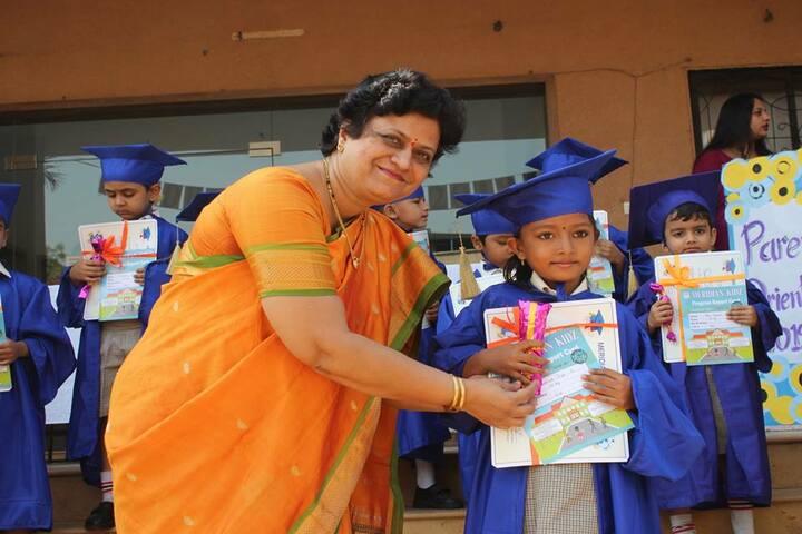 Meridian School-Graduation Day