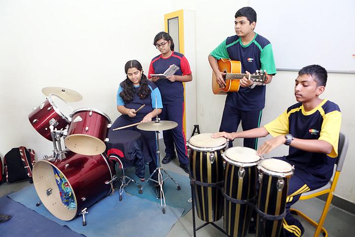 Vibgyor High-Music Room