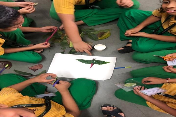 Shishuvan English Medium School-Art And Craft