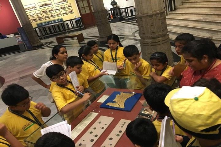Shishuvan English Medium School-Educational Trip