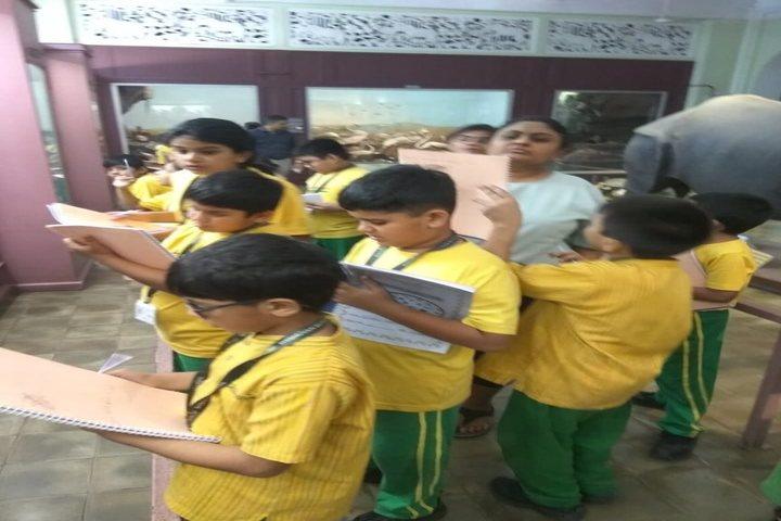 Shishuvan English Medium School-Field Trip