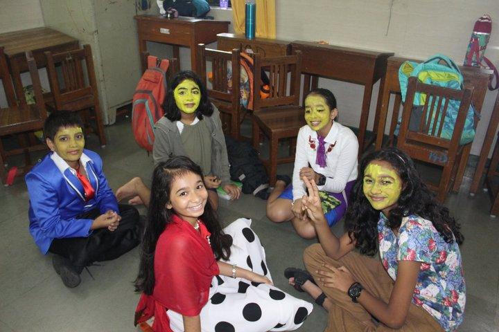 Shishuvan English Medium School-Halloween Day
