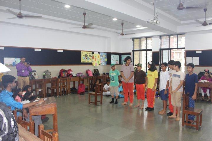 Shishuvan English Medium School-Quiz