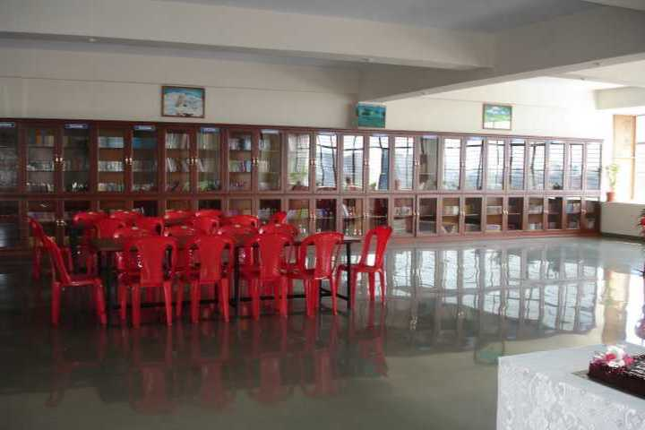 The BishopS Co-Educational School-Library