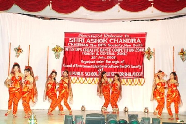 Delhi Public School-Dance Competition