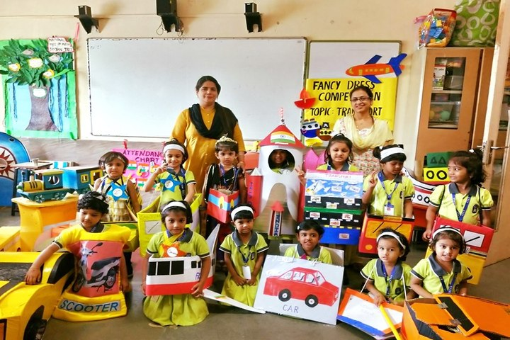 Sanjivani International School-Activity