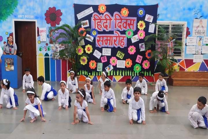 Sanjivani International School-Dance