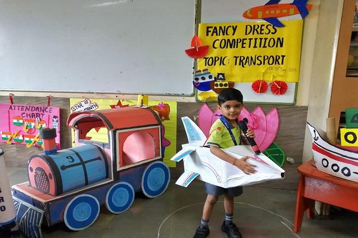 Sanjivani International School-Fancy Dress