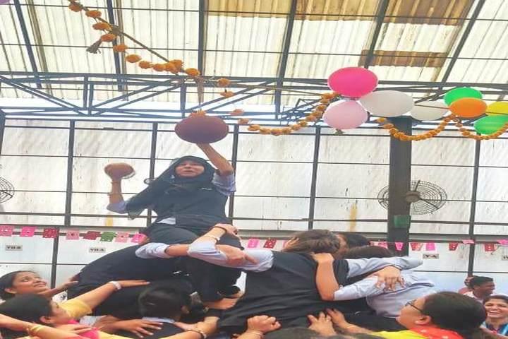 Sanjivani International School-Festival Celebrations