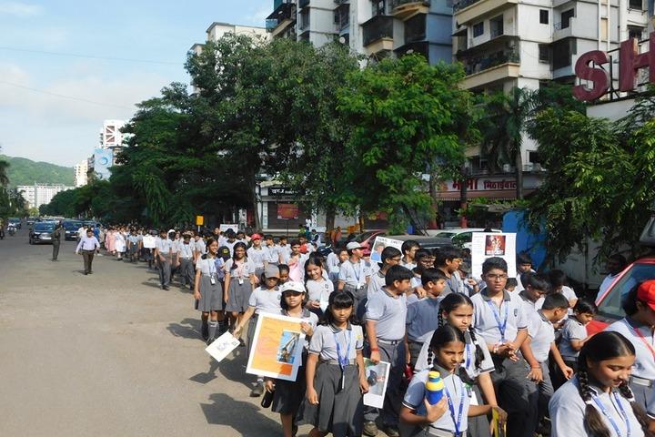 Sanjivani International School-Rally
