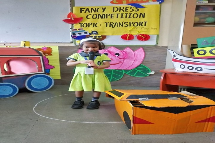 Sanjivani International School-Speech