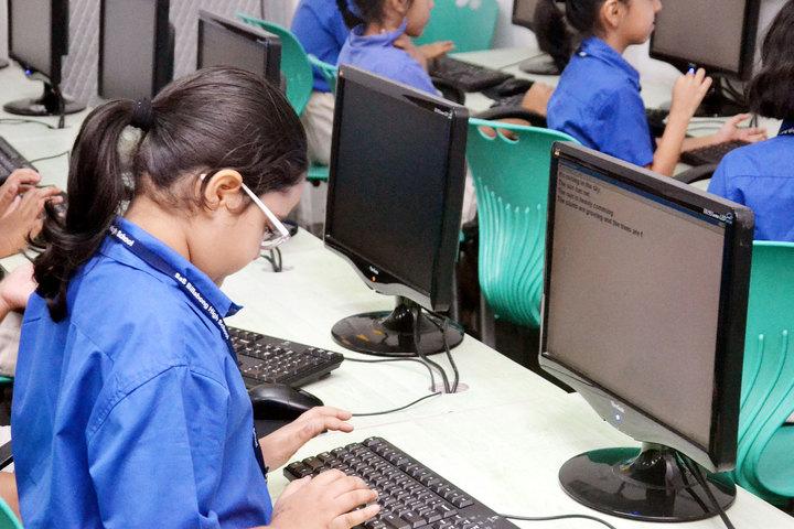 S A S Billabong High School-Computer Lab