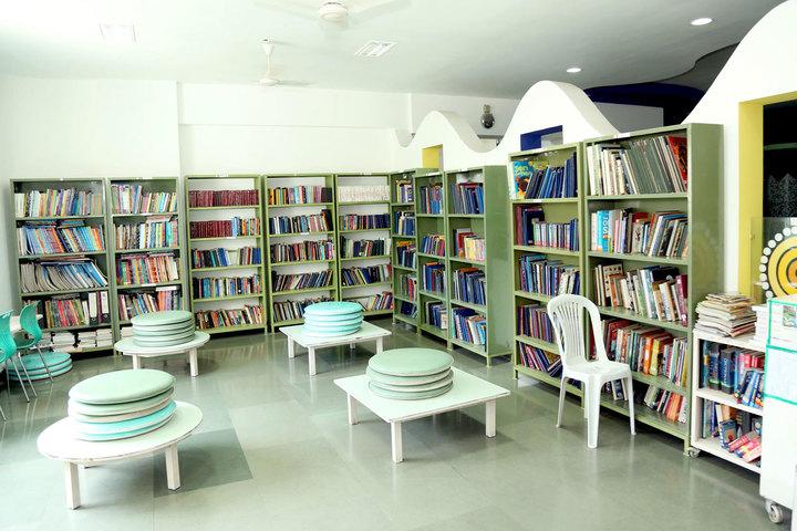 S A S Billabong High School-Library