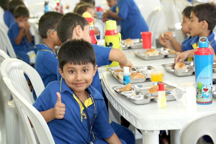 S A S Billabong High School-School Dining