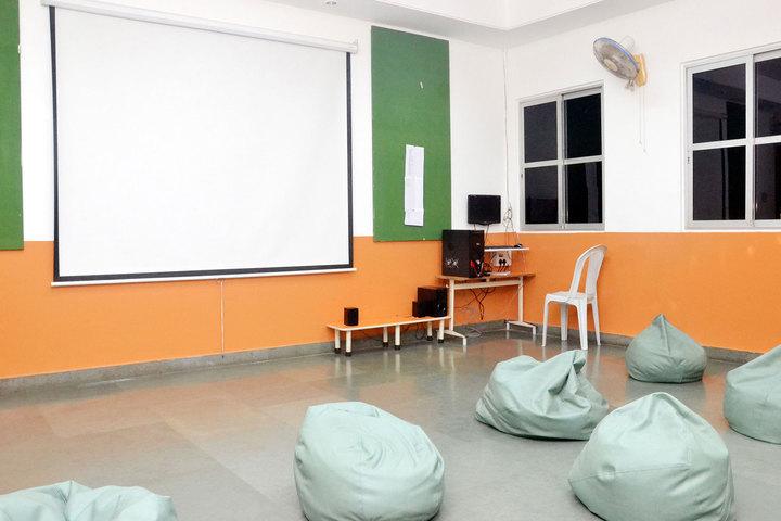 S A S Billabong High School-Seminar Hall