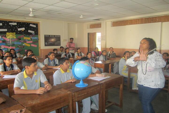Vishwajyot High School-Seminar