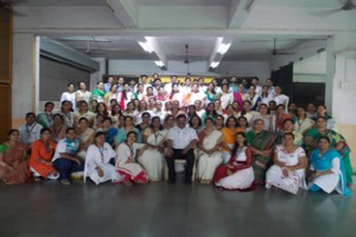 Vishwajyot High School-Staff