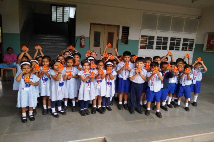 DSK School-Ganesh Celebrations