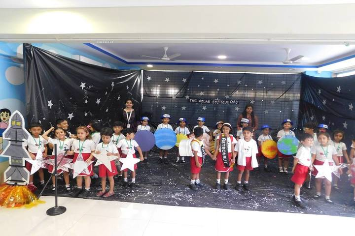 Billabong High International School-Childrens Day