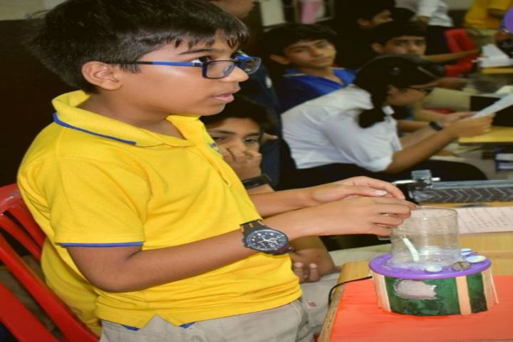 Billabong High International School-Science Fair