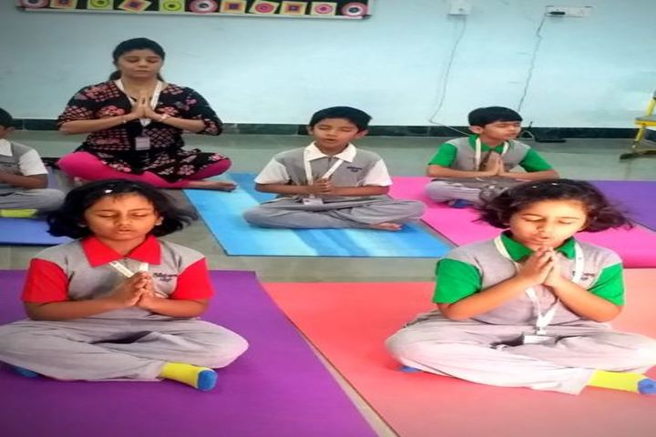 Billabong High International School-Yoga