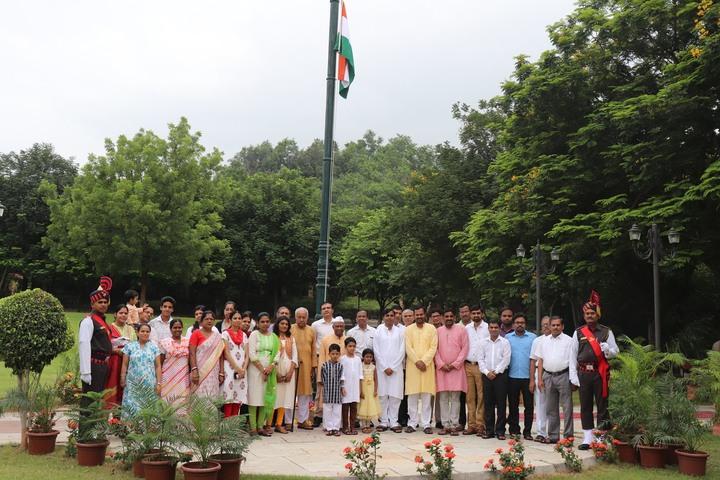 Anubhuti School-Republic Day