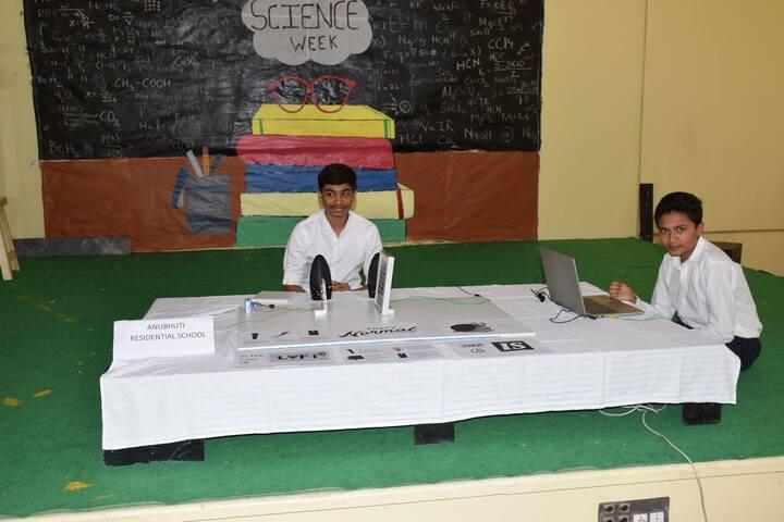 Anubhuti School-Science Fair