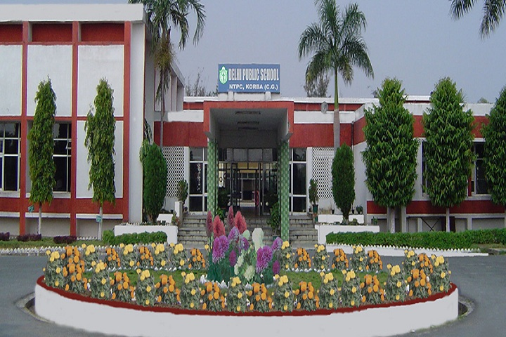 Delhi Public School-School Building