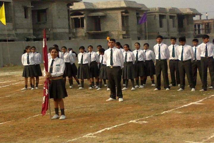 Delhi Public School-Sports Day