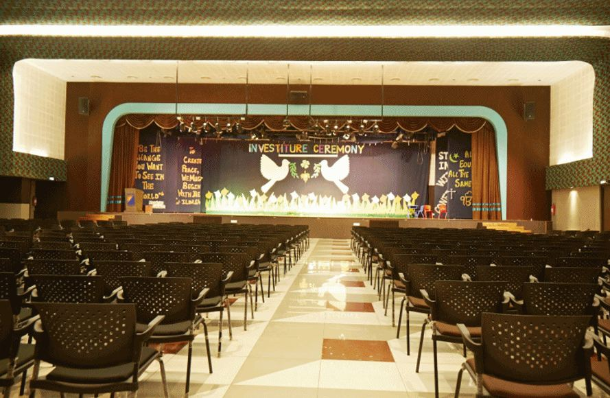 Thakur International School-Auditorium