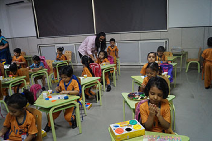 Thakur International School-Classroom