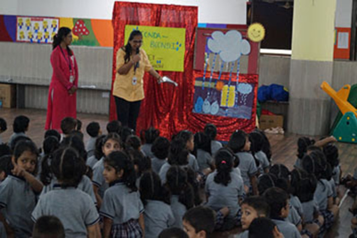 Thakur International School-Event
