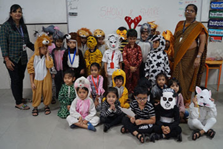 Thakur International School-Fancy Dress