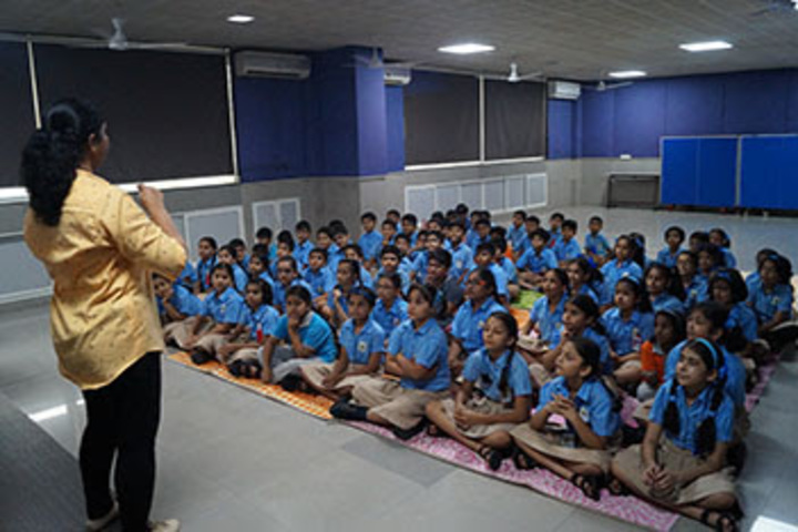 Thakur International School-Seminar
