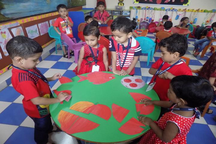 Guardian School-Art And Craft