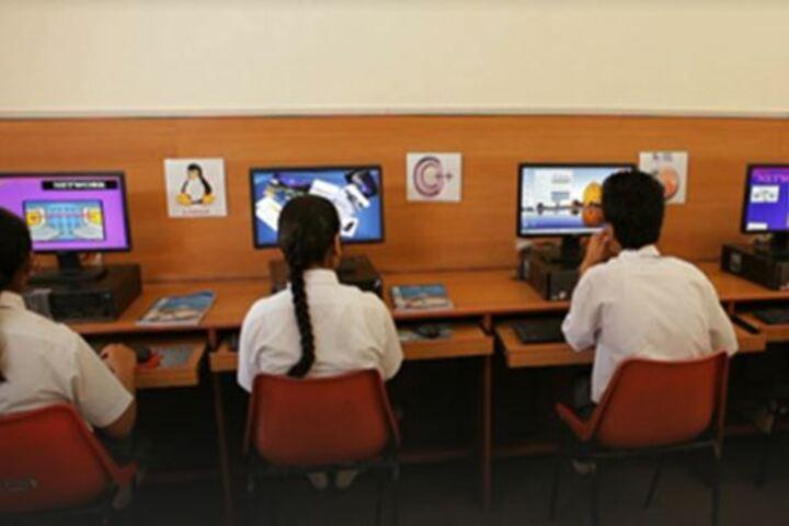 Guardian School-Computer Lab