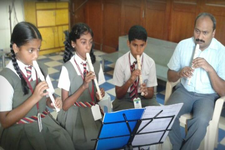 Guardian School-Music Room