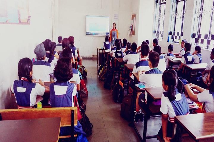 V P M S International School-Classroom