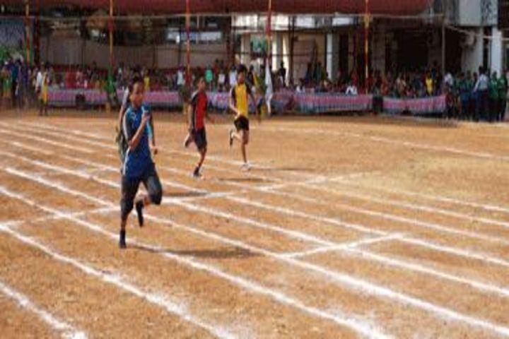 V P M S International School-Sports